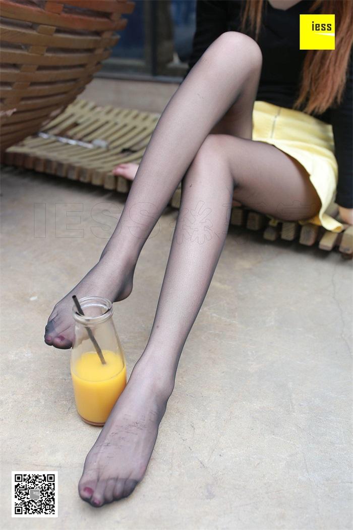 [IESS异思趣向] 2018.01.08 丝享家143:《美女请给我来杯橙汁》晶晶 [99P/48.1MB] IESS异思趣向-第2张