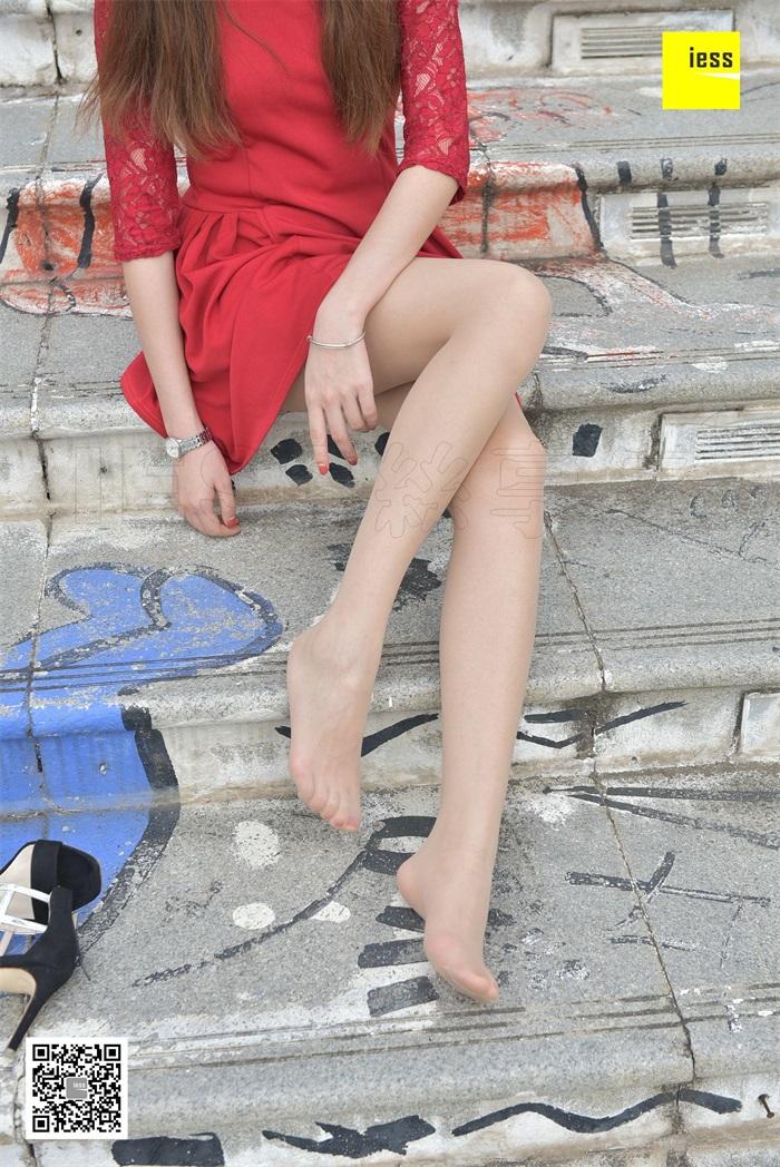 [IESS异思趣向] 2018.03.28 丝享家199:《红裙性感凉鞋Ⅱ》七七 [99P/66.9MB] IESS异思趣向-第1张