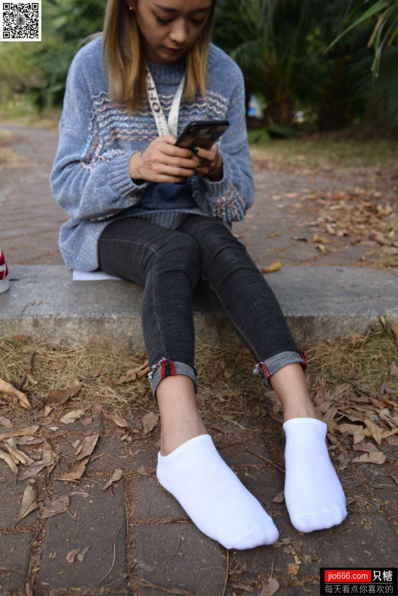 只糖棉袜 NO.117 贝贝 - 遇见了黄昏,万物都变得温柔动人 [262P/1.25G] 其它写真-第3张